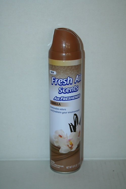 Fresh Air Scents Air Freshener Vanilla  240g