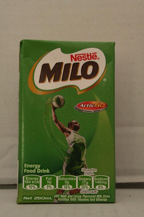 Nestle Milo Energy Food Drink 250ml
