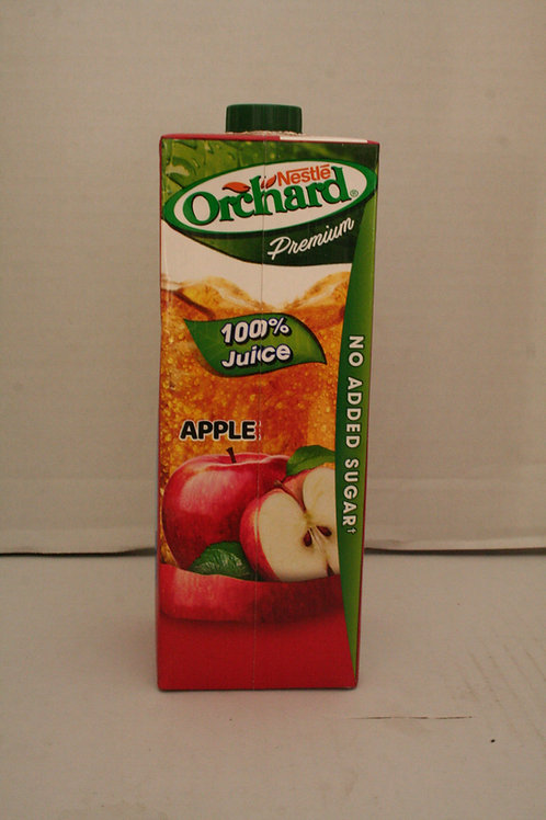 Orchard Nestle  Apple Juice  1LT