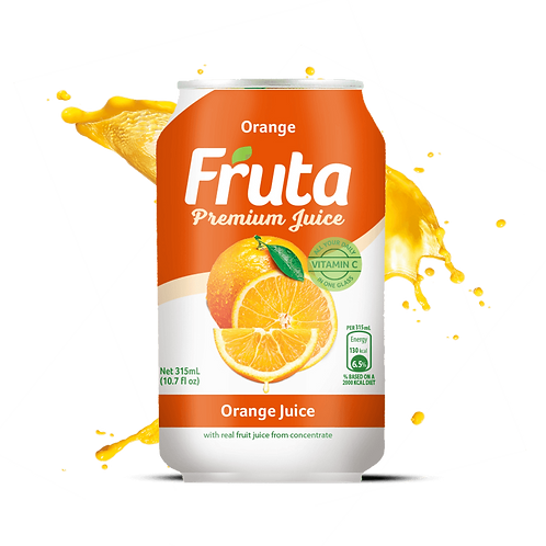 Fruta PremiumJuice Orange315ml