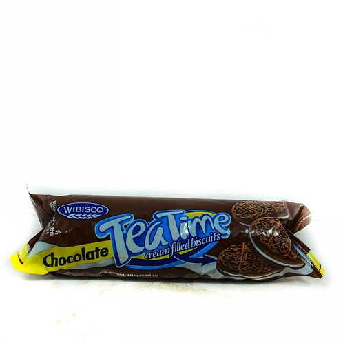 TeaTime Biscuit Chocolate 4oz