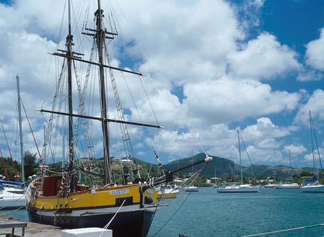 Antigua's UNESCO World Heritage Site...