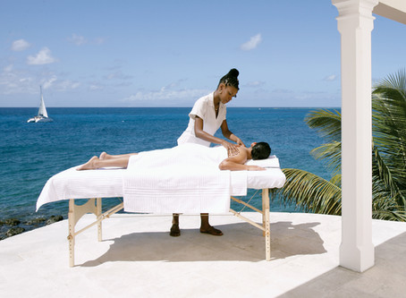 Antigua's Relaxing Spas...