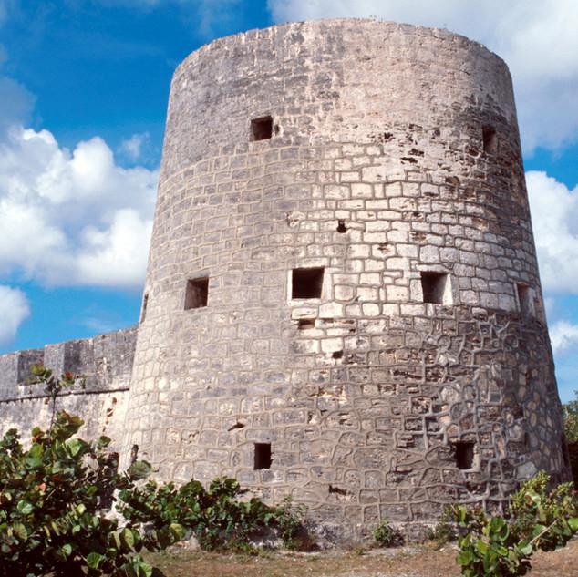 Martello Tower, Barbuda