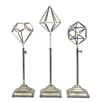 Geometric Shape Stand