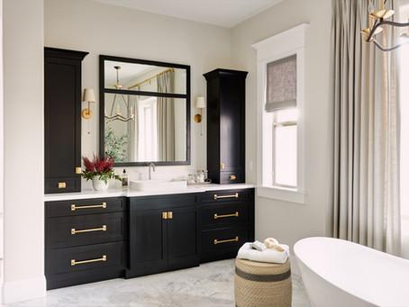 Park Grove Remodel: Master Bathroom + Kids' Bathroom