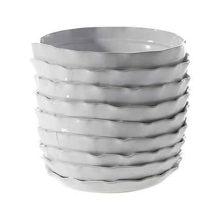 Ceramic Ribbon Vase