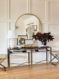 Westergard Home: Entry + Dining Reveal