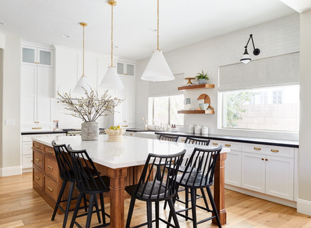 Park Grove Remodel: Kitchen + Family Room