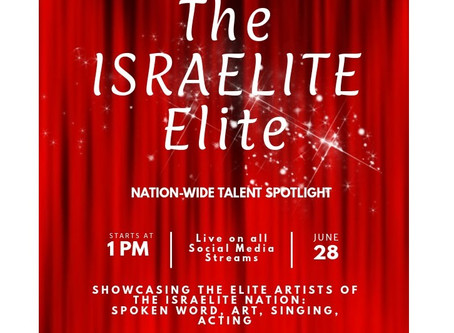 The Israelite Elite: a Nation-Wide Talent Spotlight