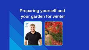 Preparing yourself and your garden for winter