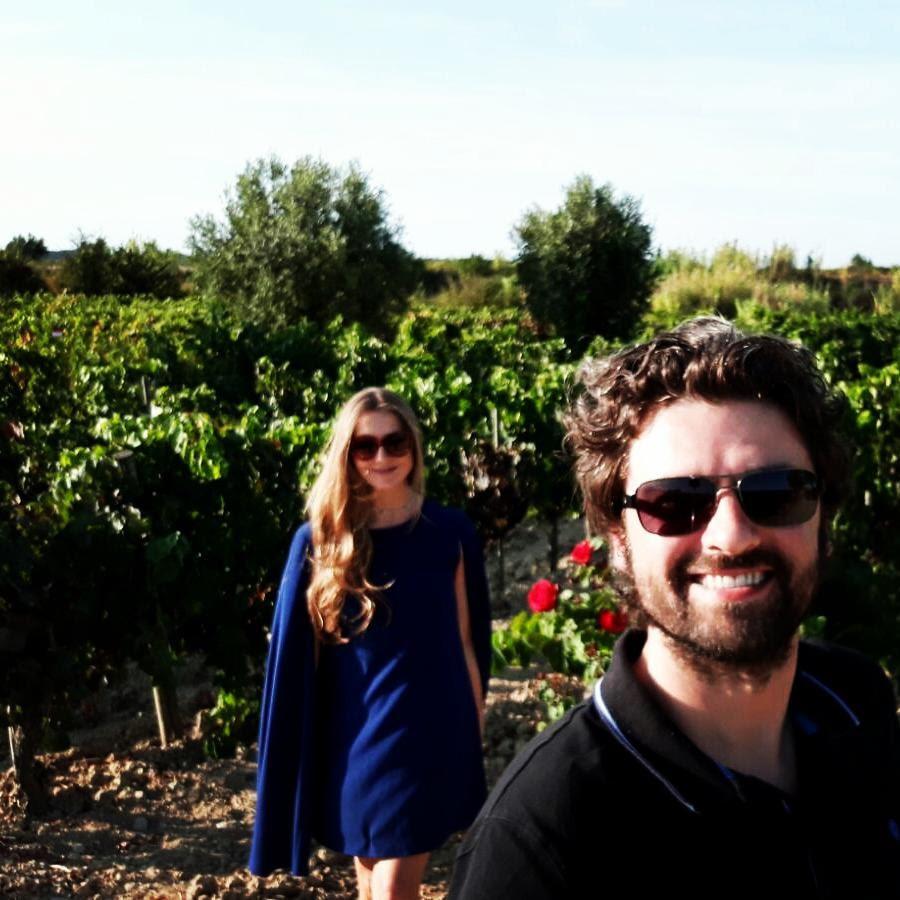 vinícola, vinhas