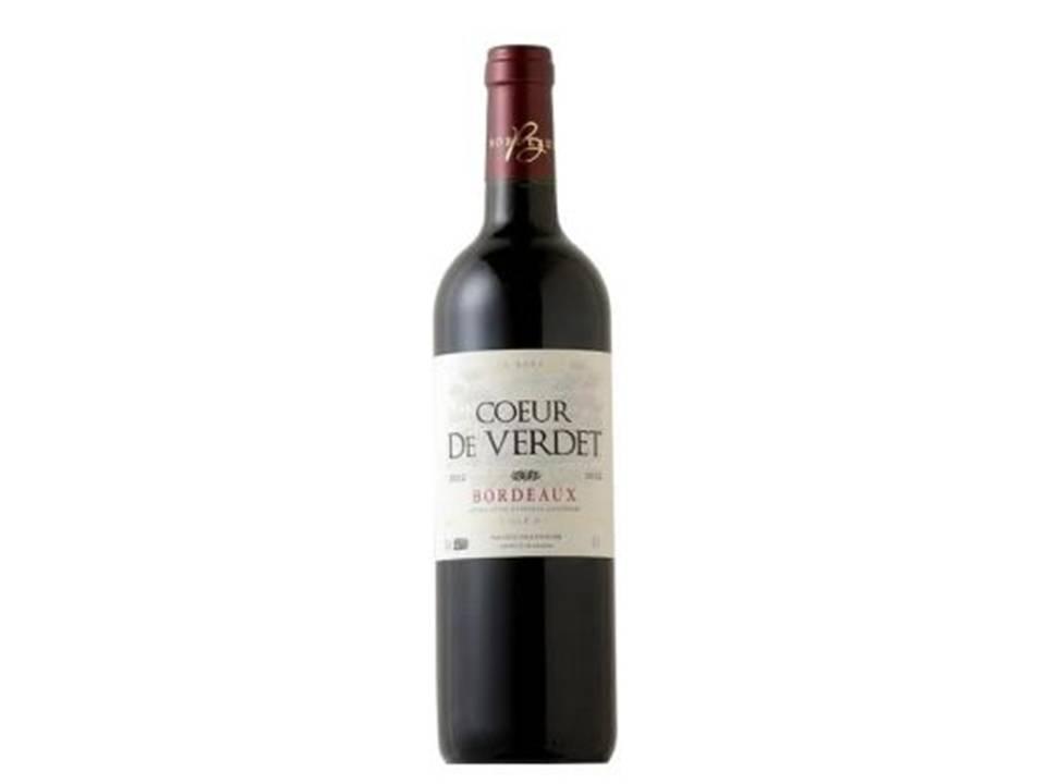 Coeur de Verdet Bordeaux Tinto