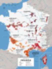 RegiõesVinícolas da França
