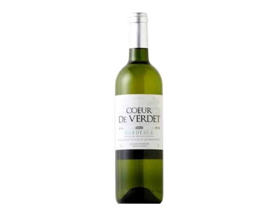Coeur de Verdet Bordeaux Branco