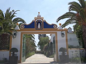 Visita a vinícola Herdade da Calada, em Portugal