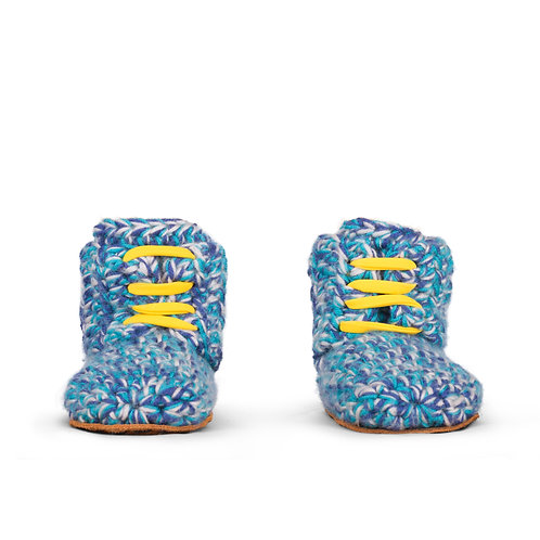 BLUES Sports Booties (1 -3 years old) (Free Shipping)