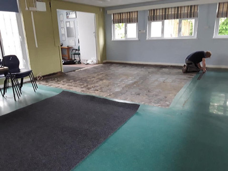 New Flooring!