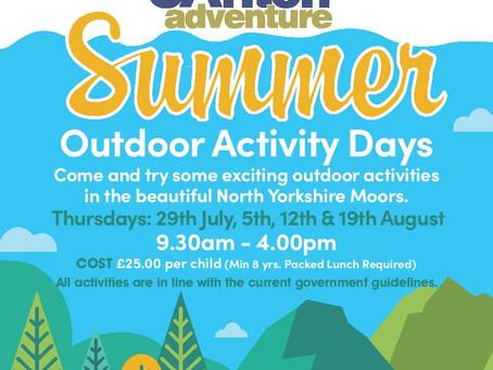 Summer Holiday Activity Days