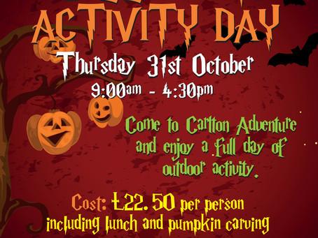 Halloween Event!