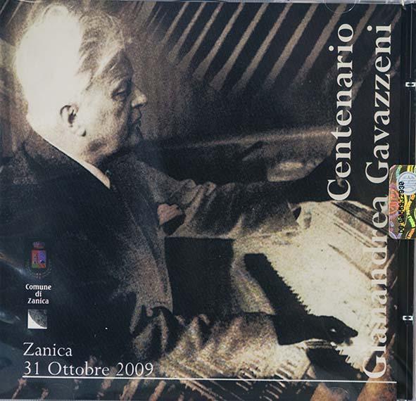 Denia Mazzola Gavazzeni Centenario Gianandrea Gavazzeni