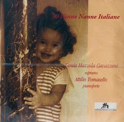 Denia Mazzola Gavazzeni 30 Ninne Nanne Italiane
