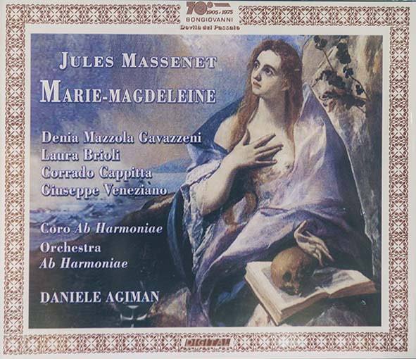 Denia Mazzola Gavazzeni Marie Magdaleine Massenet