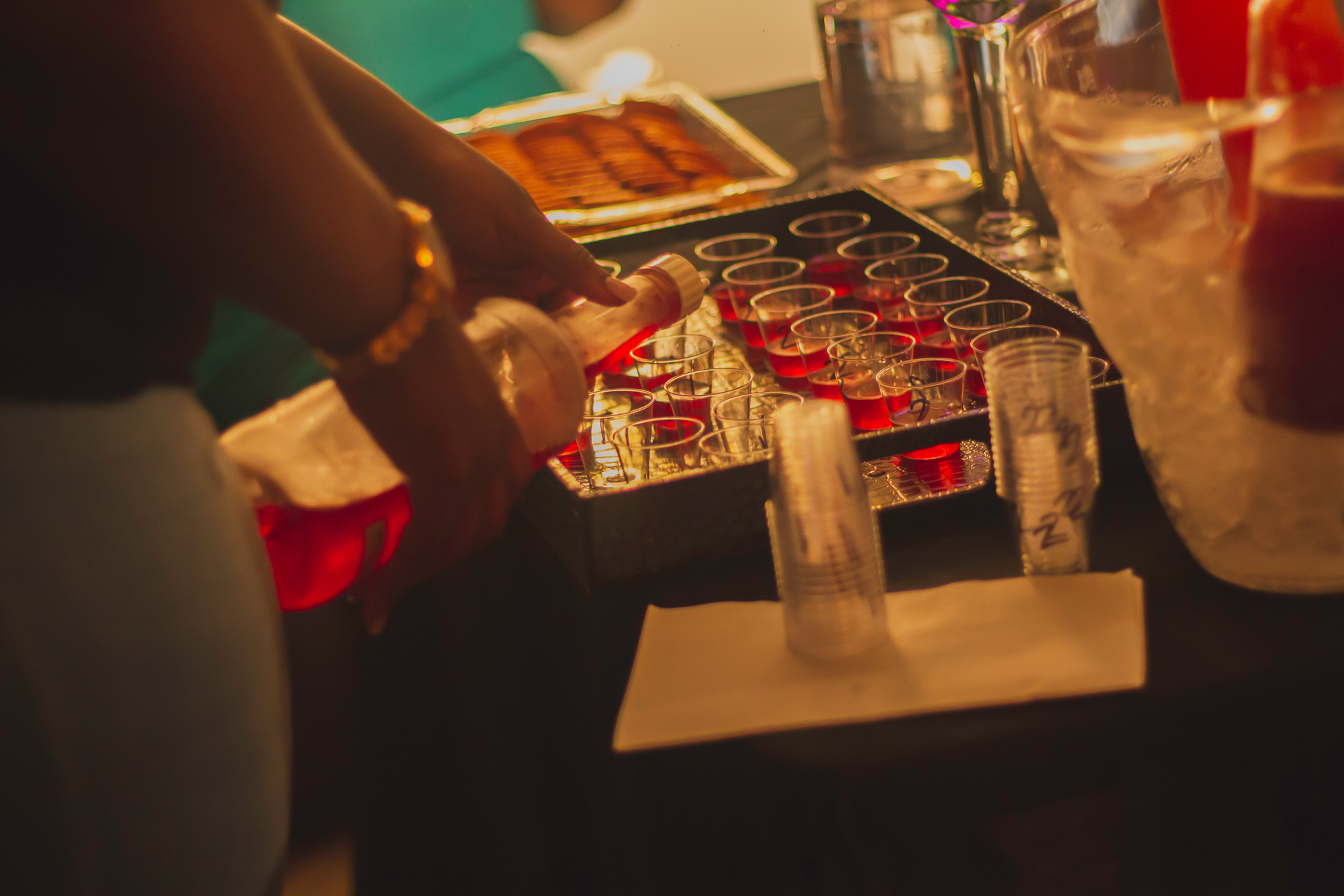 Elixir's Spirit Tasting Party