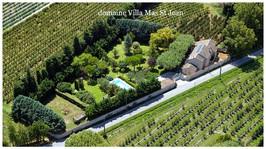 domaine Villa Mas St Jean