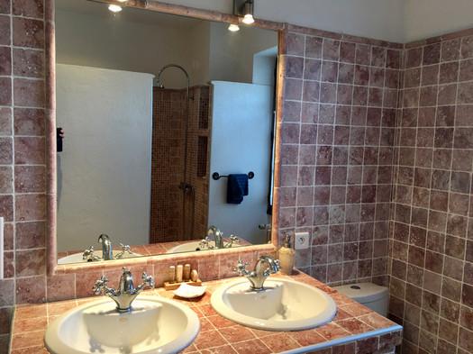 bathroom junior-suite St Remy