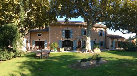 Villa Mas St Jean