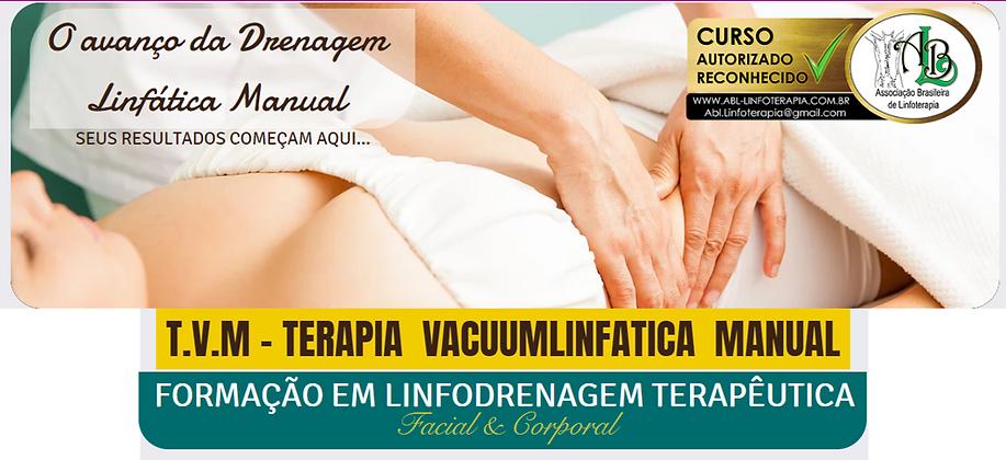 Curso Terapia Vacuumlinfática Manual