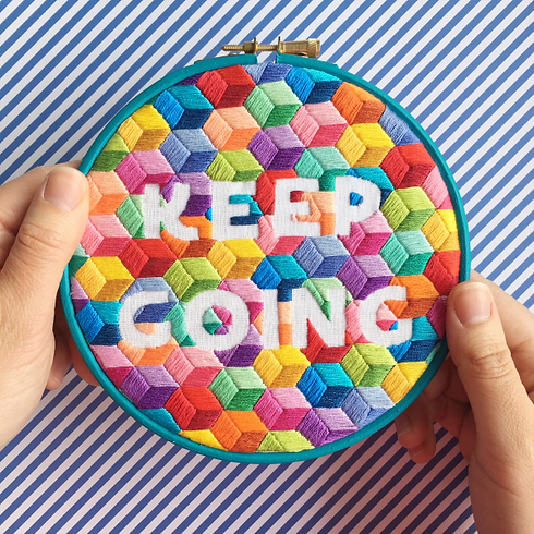 Keep-Going-hand-embroidery-kit-Hello-Hooray-600x600.png