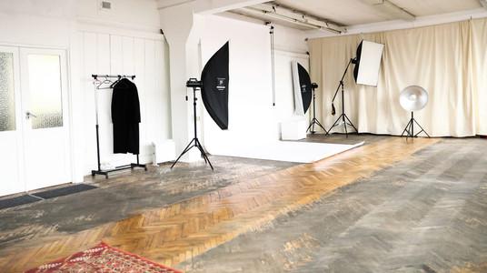 Professional studio in Minsk for model tests