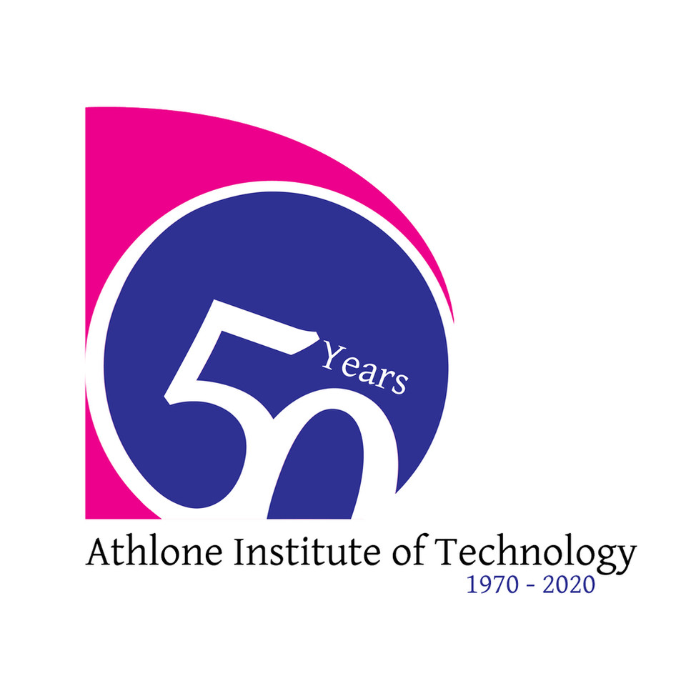 For the 50th Anniversary of AIT I created a logo to celebrate the occasion.