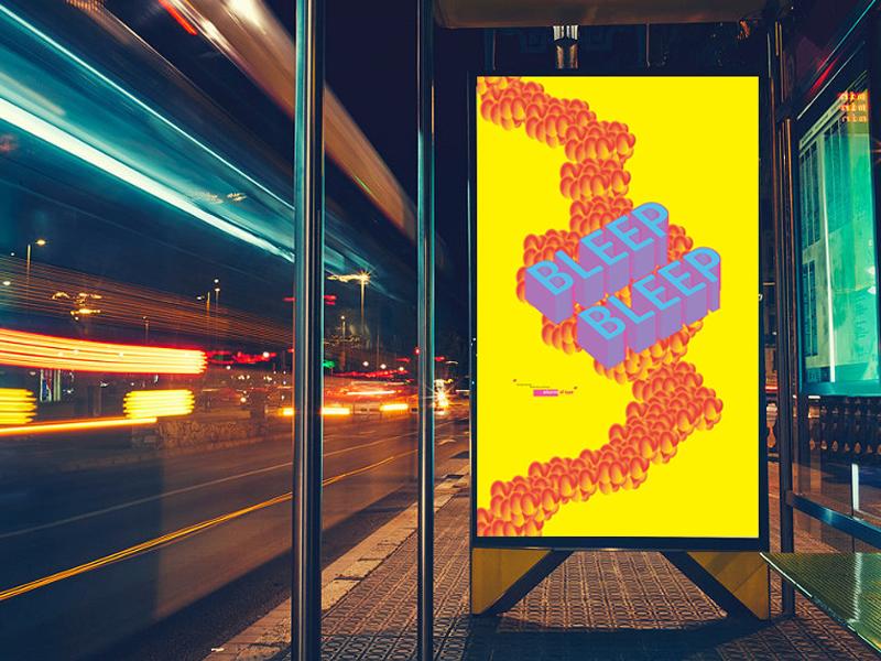 """Kells """"a typographic journey"""""""