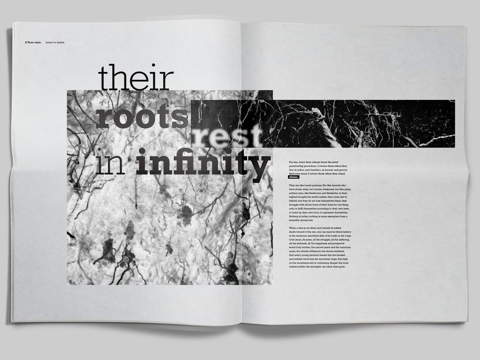 Major Design Book 1 Spread
