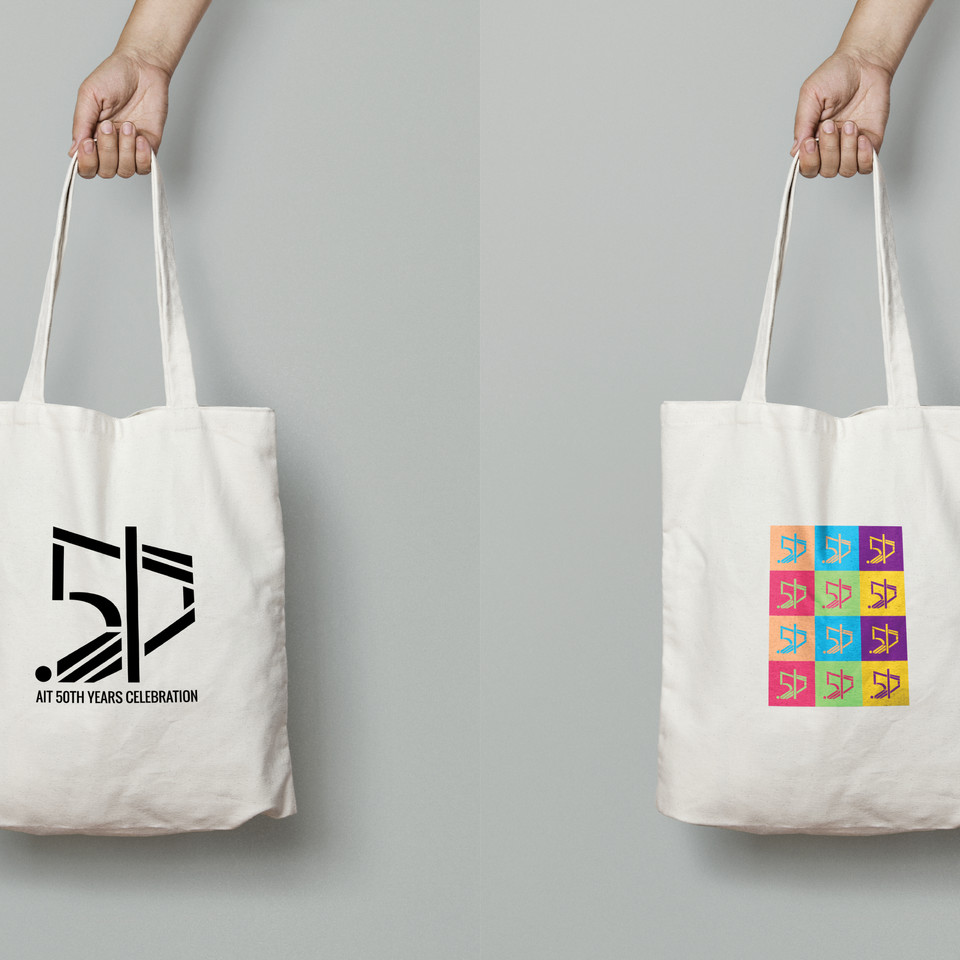 Branding - AIT's 50th Years