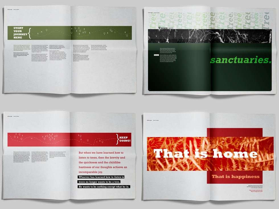 Major Design Book 1 Spreads