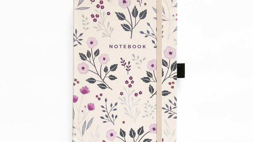 Wildflower Dot Journal