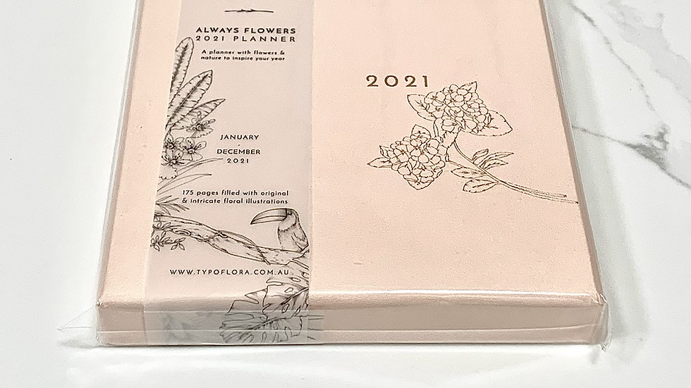 2021 planner/Diary