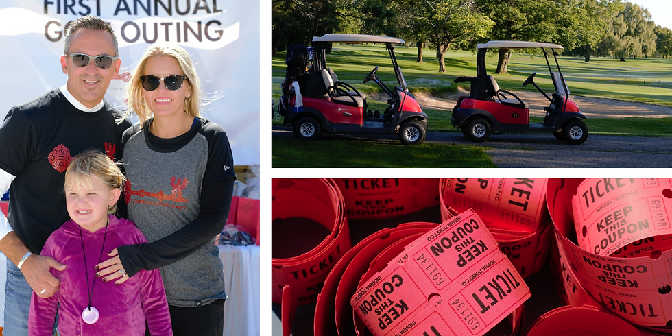 COMMUNICATION IS KEY AAC ANNUAL GOLF FUNDRAISER