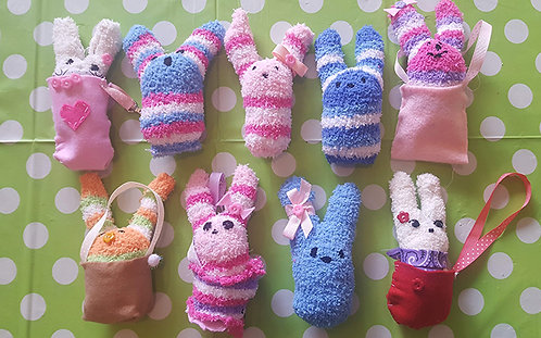 Sock Bunny Kit