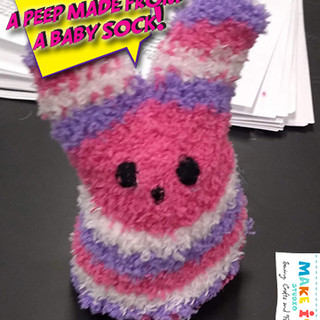 Natalie's Peep Sock.JPG