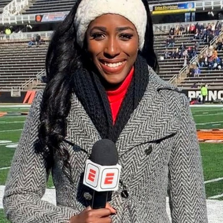 Renee P. Washington: Sports Reporter at ESPN & Fox Sports
