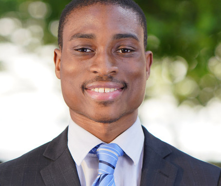 Tomisin Ogunsanya, JD Candidate at Harvard Law School