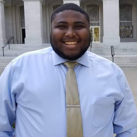 Reggie Johnson, Legislative Assistant, Sacramento CA