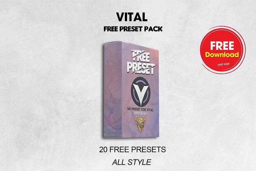 VITAL FREE PRESET