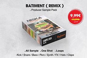 BATIMENT REMIX - PRODUCER PACK