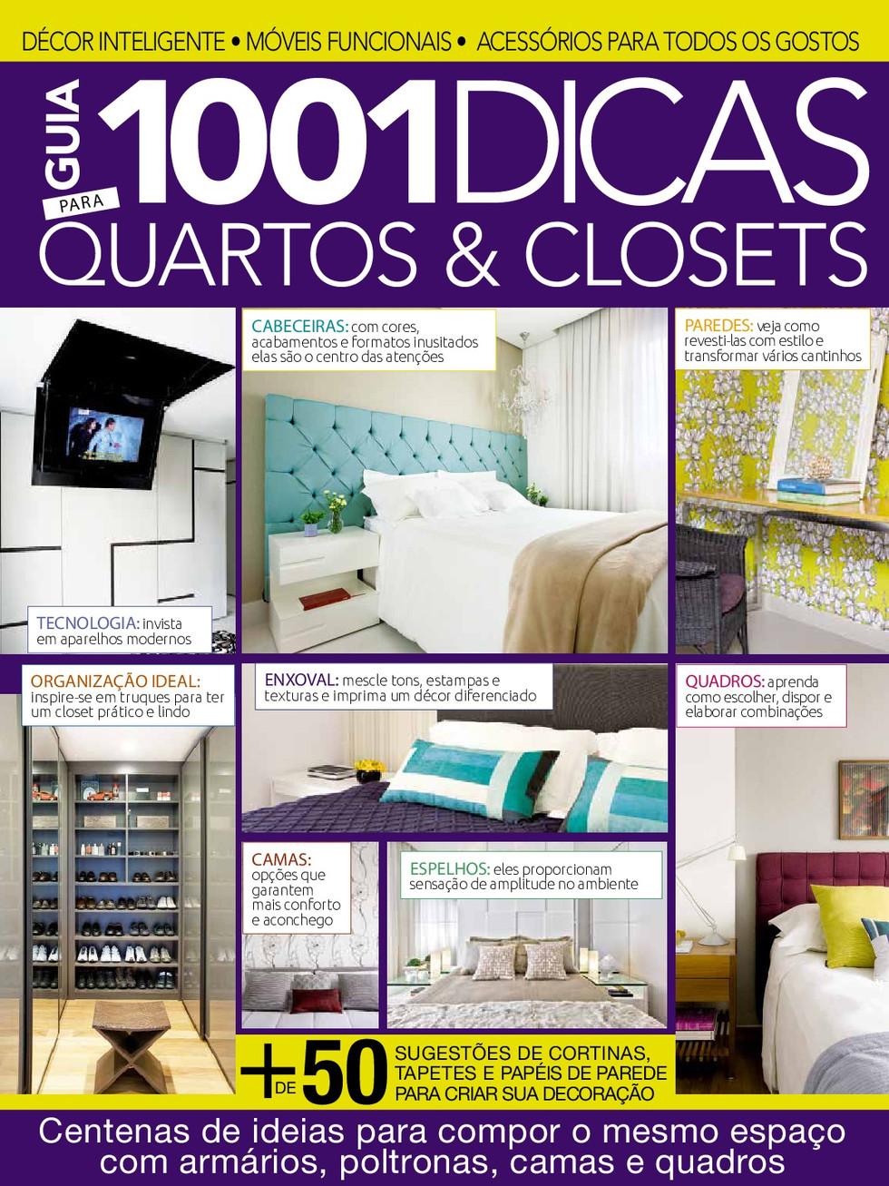 Guia 1001 Dicas sobre Quartos & Closets